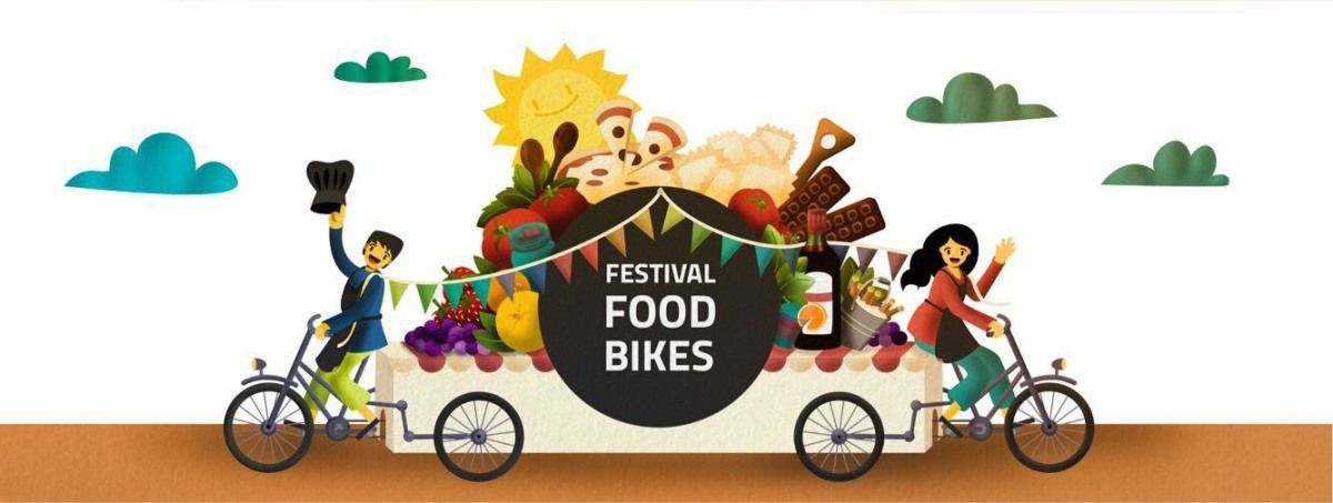 NDP Cartel Festival Food Bikes