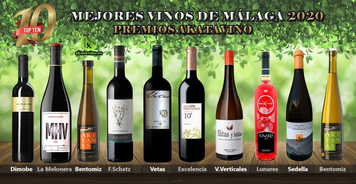 Mejores Vinos de Malaga y Sierras de Malaga © Concurso CIVAS Premios AkataVino (3)
